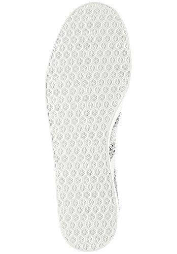 adidas Gazelle Primeknit, Baskets Basses Homme Gris (Sesame/Off White/Trace Green)