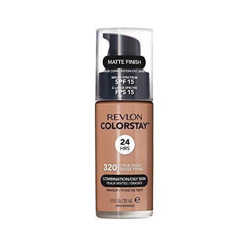 Revlon ColorStay Makeup Foundation für Mischhaut und ölige Haut SPF15#320 True Beige 30ml