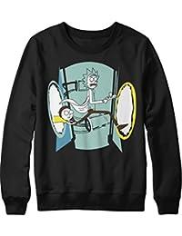 Sweatshirt Rick Portal C330012