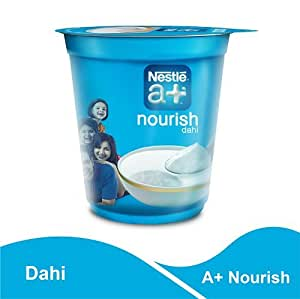 Nestle Curd - A+, 200g Cup