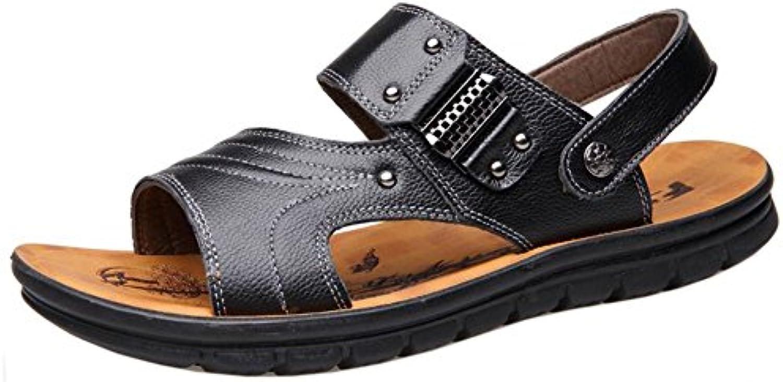 AicciAizzi Herren Shoes Sommer Strand Sandalen