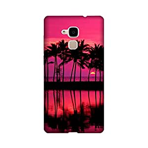 Yashas High Quality Designer Printed Case & Cover for Huawei Honor 5c (Art Pattern)