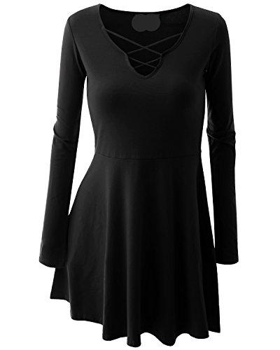 Romanstii - Robe - Femme Noir