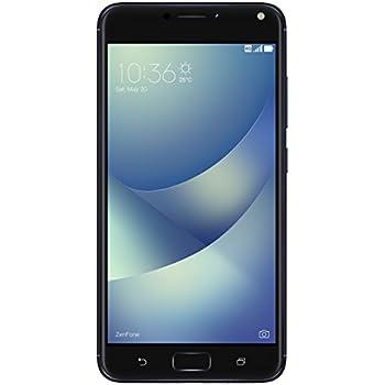 Asus Zenfone 4 Max Plus ZC554KL Smartphone portable débloqué 4G (Ecran: 5,5 pouces - 32 Go - Double SIM - Android) Noir