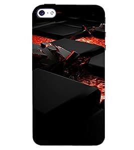 Fuson 3D Designer Mobile Back Case Cover For Apple iPHONE 4 / iPHONE 4s