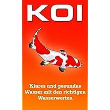 KOI: Klares und gesundes Wasser mit den richtigen Wasserwerten