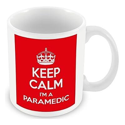 Keep Calm I'm a Paramedic Mug