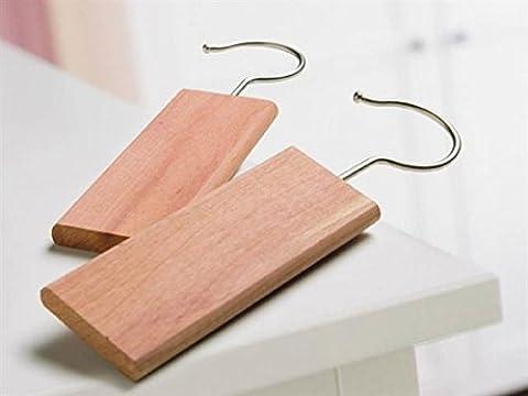 Russell Cedar Hanging Blocks X 2