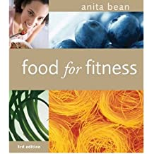 [ FOOD FOR FITNESS BY BEAN, ANITA](AUTHOR)PAPERBACK