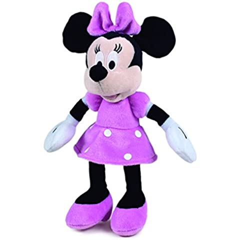 Minnie Mouse - Peluche, color rosa (Famosa 760011895)