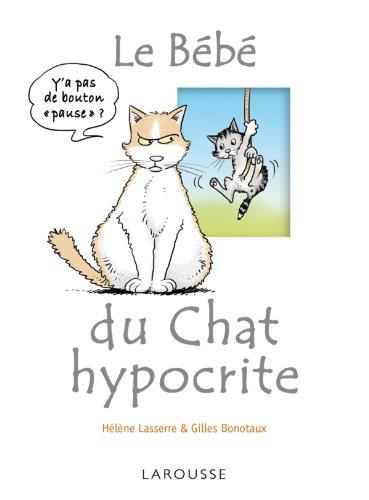 Le bb du chat hypocrite