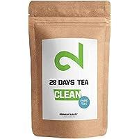 ��DUAL 28 Days Detox Tea Para Pérdida de Peso | Té Adelgazante y Purificador | Infusión de Dieta Para Pérdida de Grasa | Suplemento Quemagrasa Natural | Té de hojas sueltas | Hecho en Alemania | 85 g