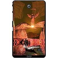 Custodia per Samsung Galaxy Tab 4 (7 inch) - L'angelo by nicky2342