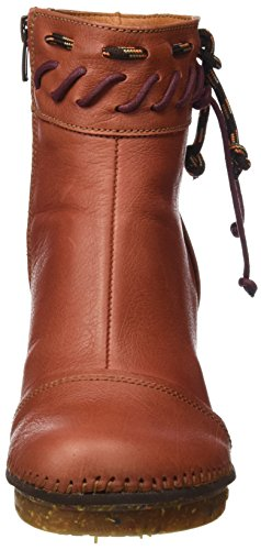 Petalo Amsterdam Orange 1053 Boots Art Short Ladies memphis SxFYqY