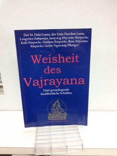 Weisheit des Vajrayana