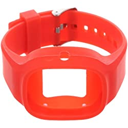 RADAR Watches BND-RED-1010 44.45 -mm Silicone Watch Band Strap