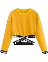 Suchergebnis auf für: bauchfreie pullover Gelb