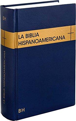 La Biblia Hispanoamericana: Biblia Traducción Interconfesional por Editorial Verbo Divino