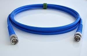 HD SDI Kabel FRNC HDSDI, 3G, 6G, 12G - 50m