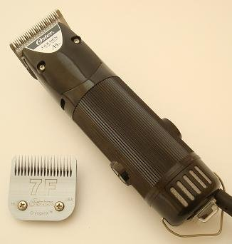 oster-a5-single-speed-dog-grooming-clipper-with-size-10-7f-blades