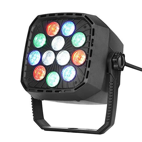 Stadiums-Licht, RGBW LED Bühnenlicht Auto/Sound aktiv/DMX-Steuerung DJ Disco Party Moving Head Light