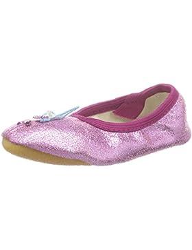 Beck Fee - Zapatillas de gimnasia de material sintético niña