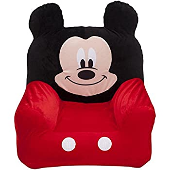 Delta Children Club Chair Mickey Mouse