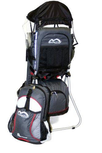 MONTIS HOOVER, Premium Rückentrage, GRAU - 5