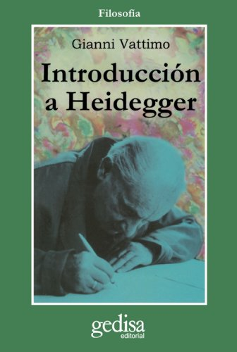 Introducción A Heidegger (Cla-de-ma)