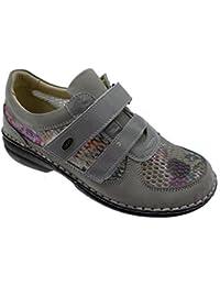 Loren - Zapatos de cordones para hombre gris gris gris Size: 40 Me86gDSHdc