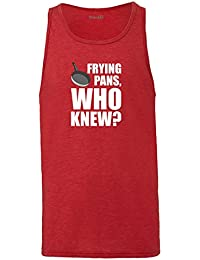 Brand88 - Frying Pans, Who Knew?, Unisex Jersey Vest