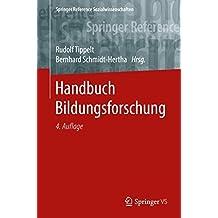 Handbuch Bildungsforschung (Springer Reference Sozialwissenschaften)
