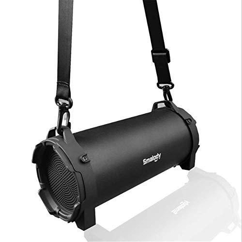 uetooth-Lautsprecher Stereolautsprecher Bluetooth-Hochleistungslautsprecher Kanonenrohr für den Außenbereich Sport Creative Collection Audio ()