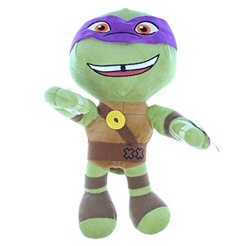 Turtles - Donatello Plüsch lila 24cm (Lila Teenage Mutant Ninja Turtle)