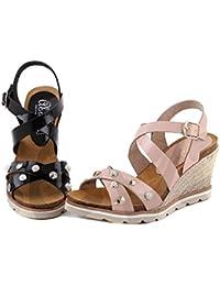 Abril 9510 - Zapato Señora Piel