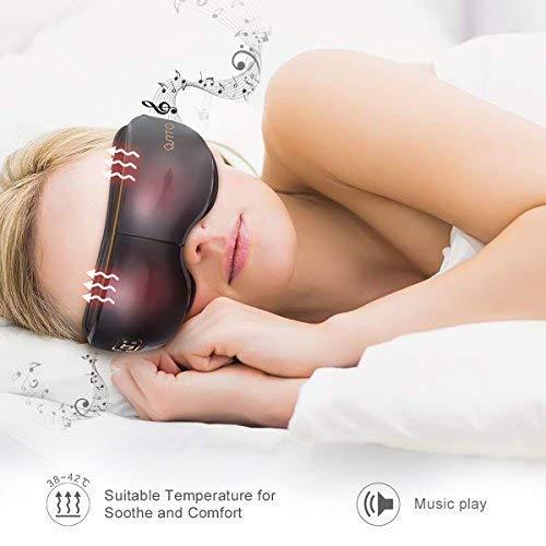 Zoom IMG-1 osito massaggiatore elettrico per occhi