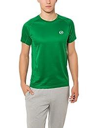 Ultrasport Kugar Funktionsshirt für Herren – Kurzarm Fitness Shirt, atmungsaktiv und schnelltrocknend, ideales Allround-Trainingsshirt für Fitness, Fußball, Laufsport etc., in vielen Größen und Farben