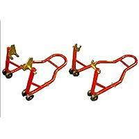 Motorrad Montageständer Set für Aprilia RSV 1000 Mille RSV4 Factory Tuono