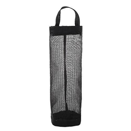 AOWA Einkaufstüte Halter Wandhalterung Dispenser Kunststoff Küche Organizer Portable Gemüse Zwiebel Aufbewahrungsbeutel