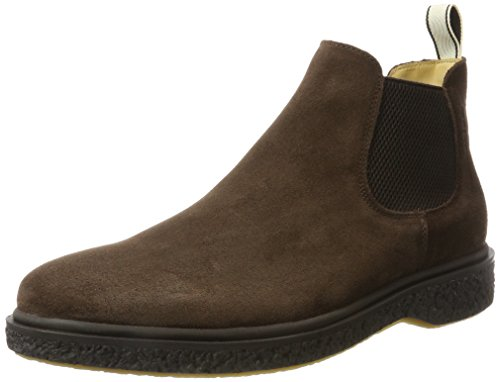 Gant Herren Carson Chelsea Boots Braun (marrone Scuro)