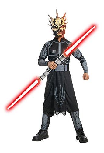 Savage Opress Kinderkostüm aus Star Wars, Größe:M