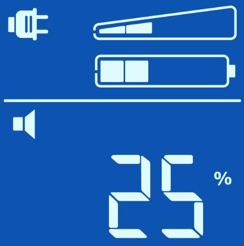 Bild 3: APC Back UPS PRO USV 1500VA Leistung - BR1500G-GR - inkl. 150.000 Euro Geräteschutzversicherung (6-Schuko Ausgänge, Stromsparfunktion, Multifunktionsdisplay)