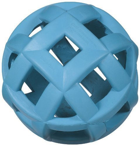 JW Pet Company Hol-ee Roller X Extreme 5 Dog Toy, 5-Inches (Colors Vary) by JW Pet Company -