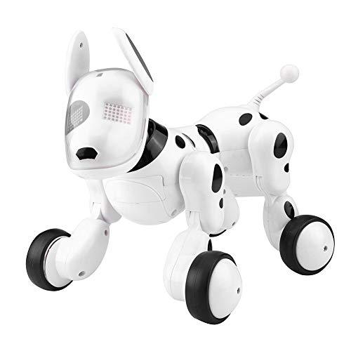 Alomejor Elektronischer Intelligenter Roboter Hund, Singen Dancing Walking Ferngesteuerter Hund Elektronischer Kinderspielzeughund