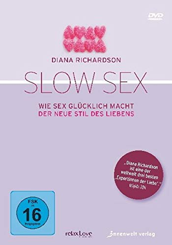 Slow Sex, DVD