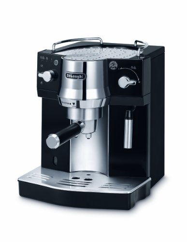 De'Longhi Pump Espresso Coffee Machine – Black 41Sg5XZ2A4L
