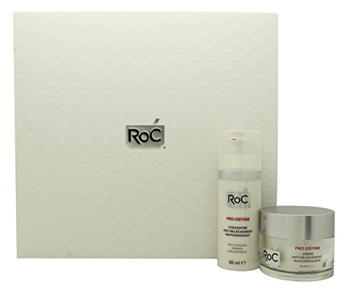 Roc Pro-Define Geschenkset 50ml Anti-Sagging Firming Cream + 50ml Anti-Sagging Firming Concentrate