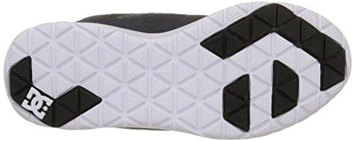 DC ShoesHeathrow B - Sneaker Bambino Grigio (Gris (Grey/White/Green))