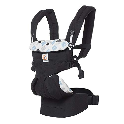 Ergobaby Babydraagzak Omni 360 Triple Triangles