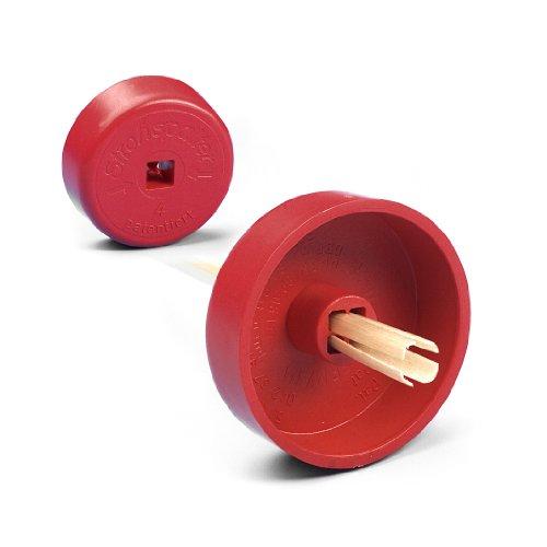 knorr-prandell-paille-repartiteur-avec-4-bandes-rouge